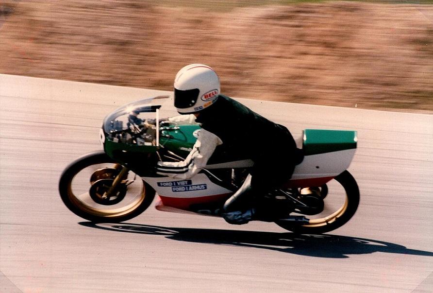 "Jørgen Schneevoigt ""Tipper"" 125cc Racer img2"