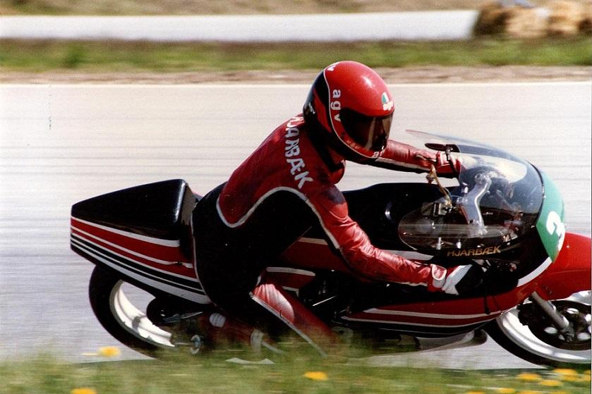 Per Hjarbæk også 250cc.
