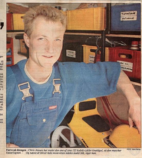 1992 Foromtale JR NM img2