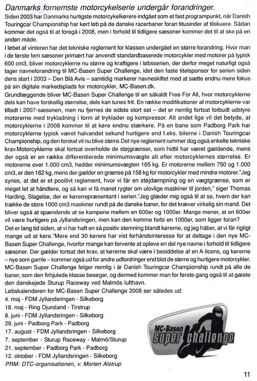 2008-02 Klubblad Challenge