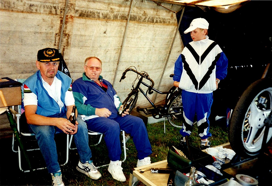 Jørgen Svendsen, Arne Mogensen og Lasse Svendsen