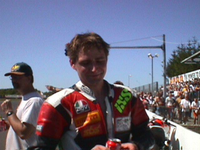 Søren Hole vandt Supersport 600.