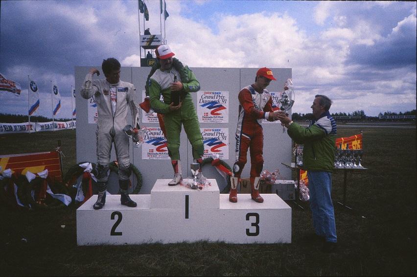 "Kim ""Ræs"" sejrede i Supercup foran John Keis og Anders Rasmussen."