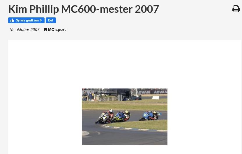Touring Nyts omtale af finalen 2007 img1