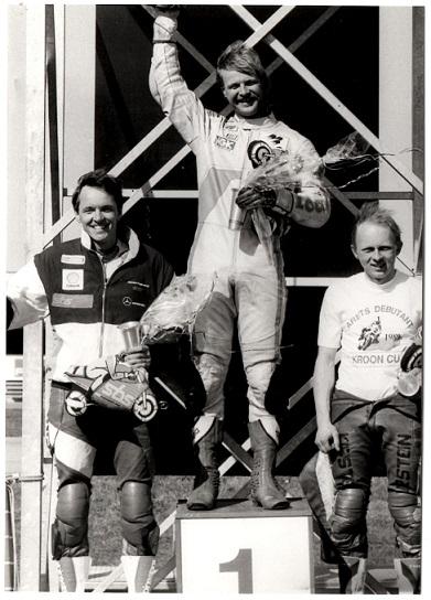 Paul Kierstein gjorde det godt som ofte før i NM og blev nr. 3 efter Terje Ødegaard og Anders Skov.