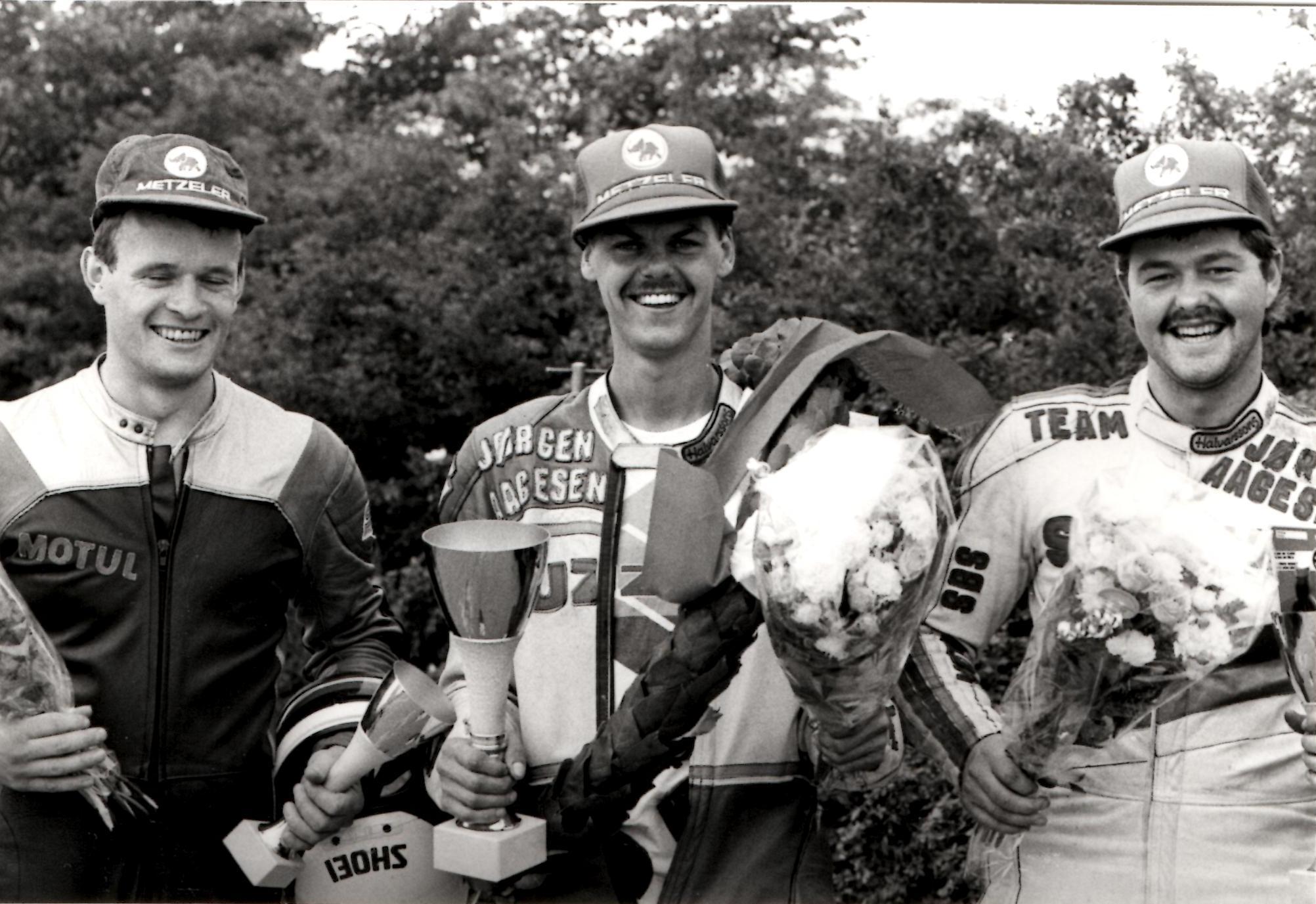 Rene Ramussen vandt Supercup foran Lars Kim Jensen og Egon Rasmussen.
