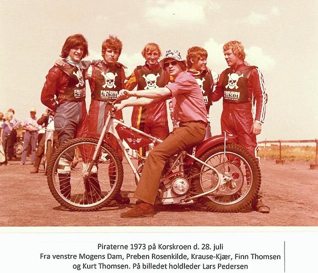 DM-holdet 1973