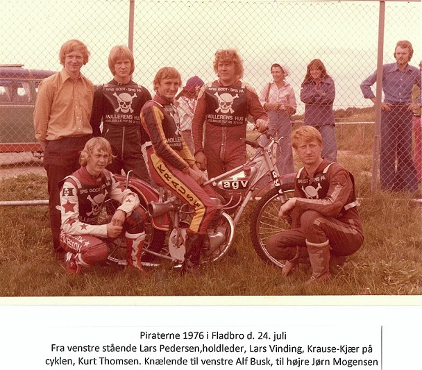 Piraterne 1976