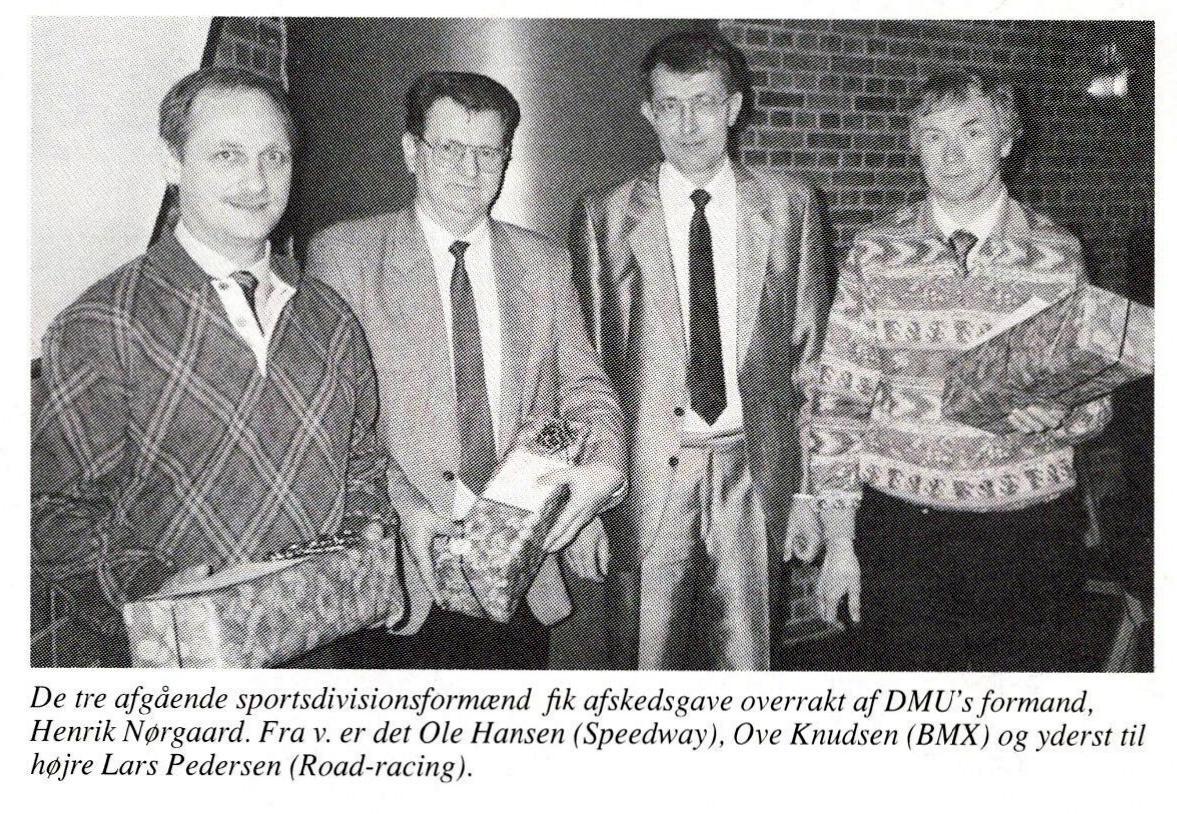1995 hvor jeg gik af som formand for RR.