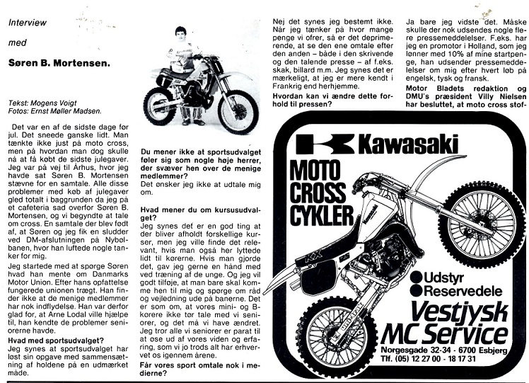 Interview. MB 1985-01-02 img1