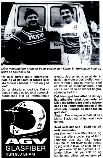 Interview. MB 1985-01-02 img2