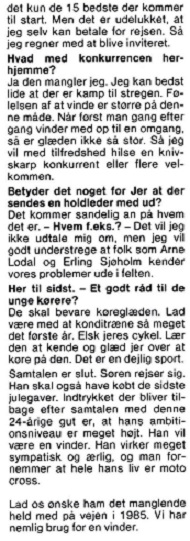 Interview. MB 1985-01-02 img4