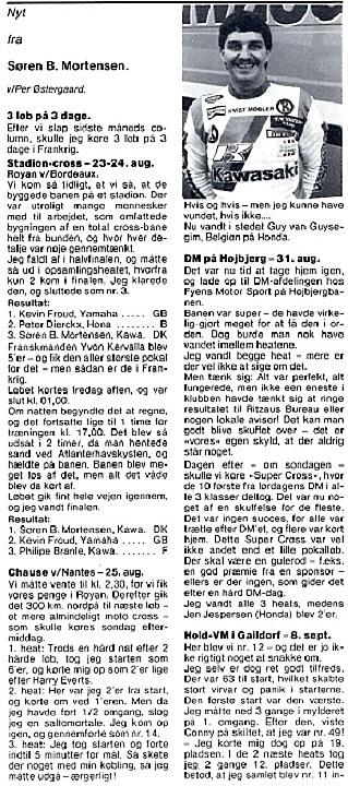 Søren B. klumme. MB 85-10 img1
