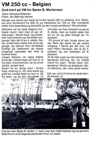 1987-05 MB Søren B i VM250
