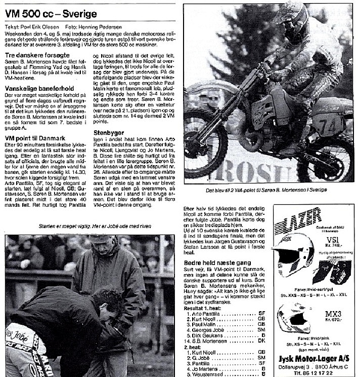 1991-06 VM 500 cross