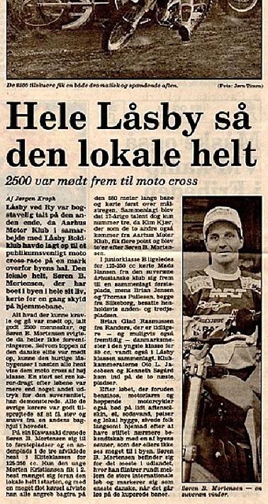 Avisklip Låsby Cross 8. juni 89 img2