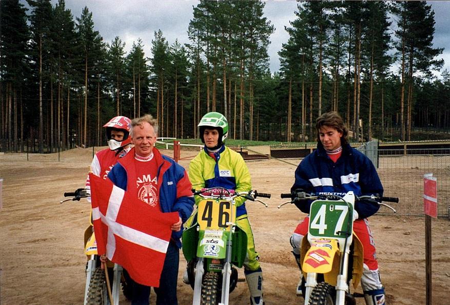 Holdet i Vimmerby bestod af Kim Alex Olsen, Søren og Claus M. med Flemming Holm Andersen som holdleder.
