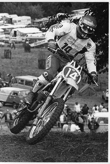 Søren i Vesttysklands VM afdeling Beuern juli 1981.