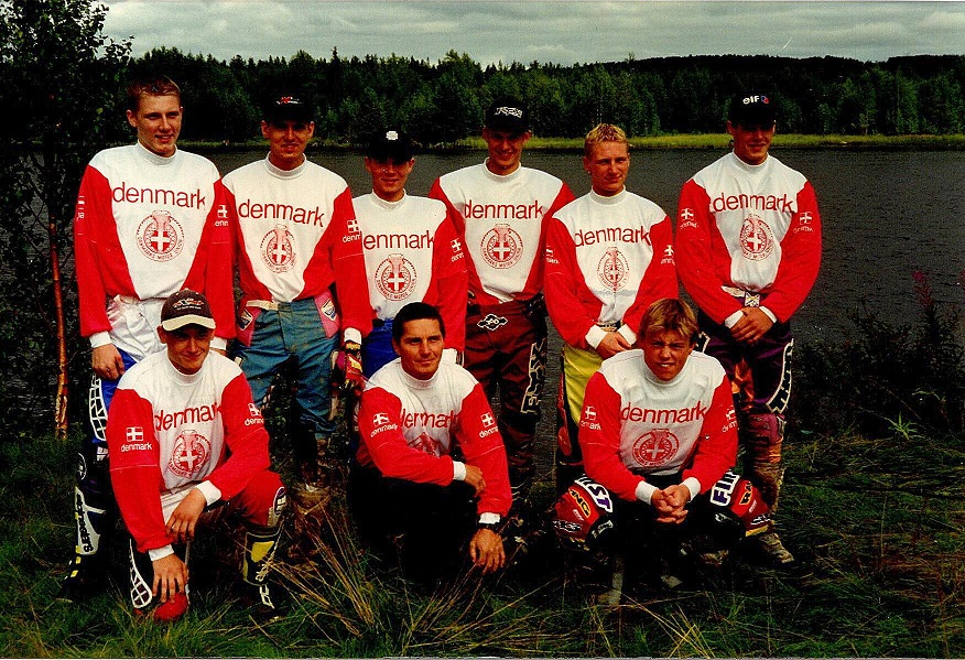 NM Junior-holdet i Sverige