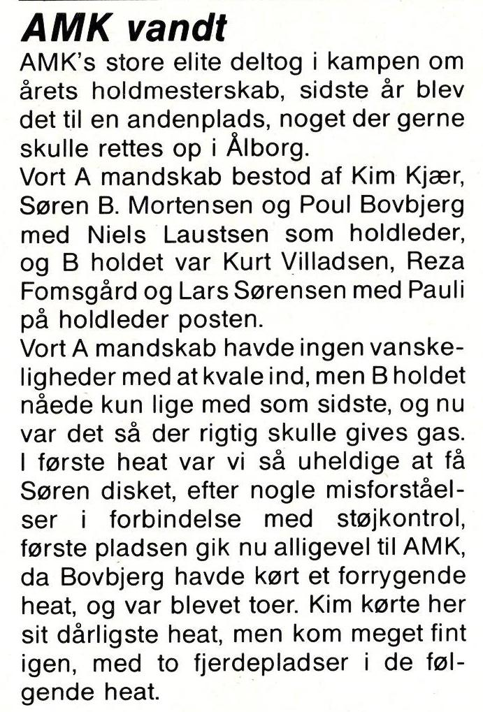 1987 Klub DM Hold Cross img1