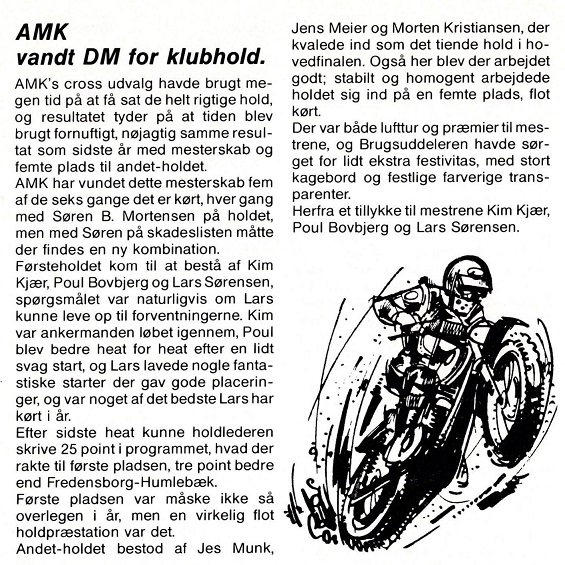 1989 Klub DM Hold Cross img1