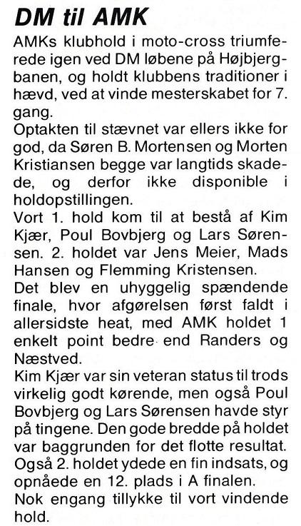 1991 Klub DM Hold Cross img1