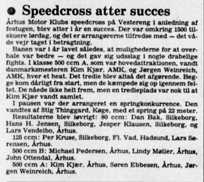 1984-09 Vester Eng Omtale