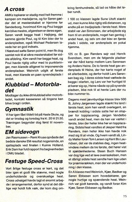 1985-10 Klub Vester Eng