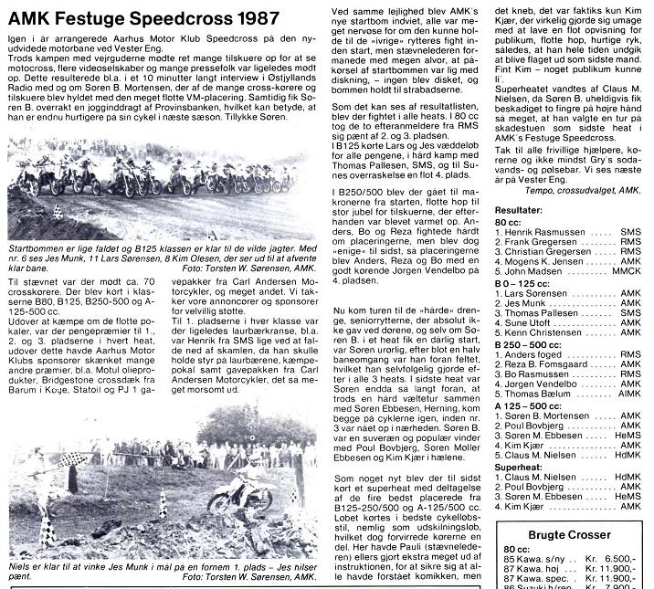 1987-10 MB AMK Festuge cross
