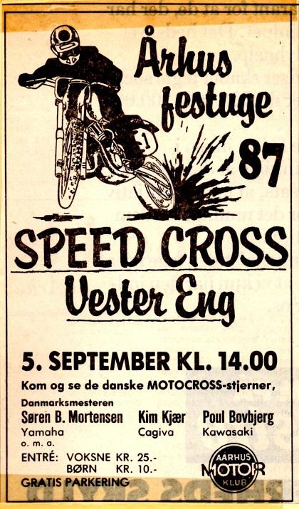 Annonce Vester Eng 87