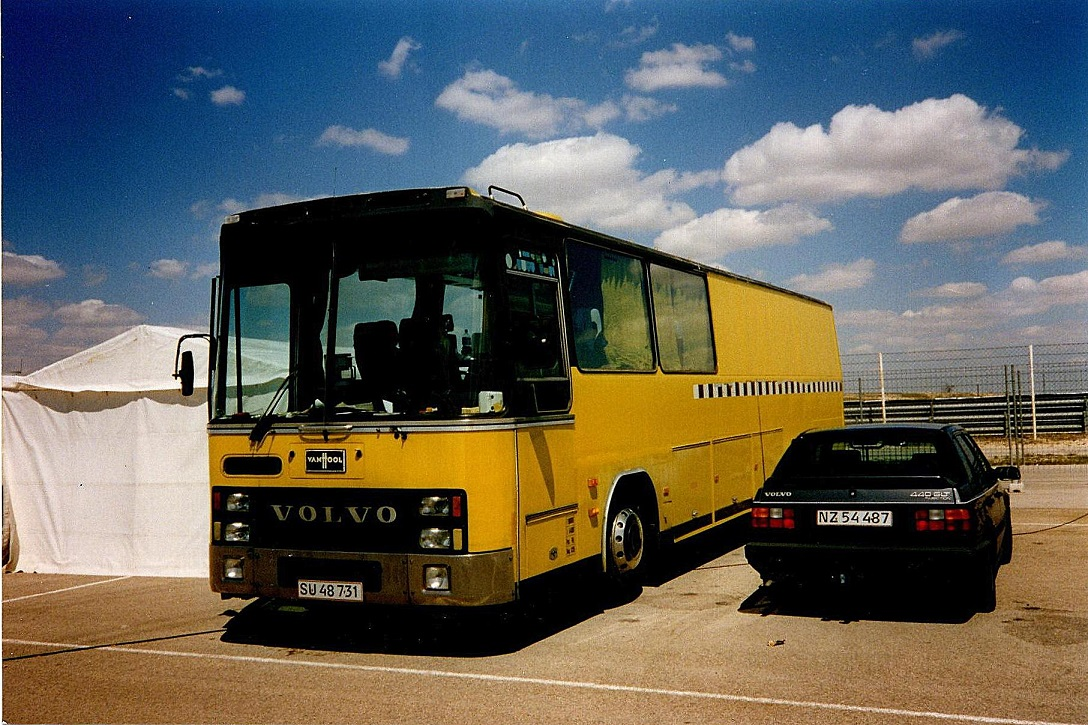Teambussen Albacete 1998