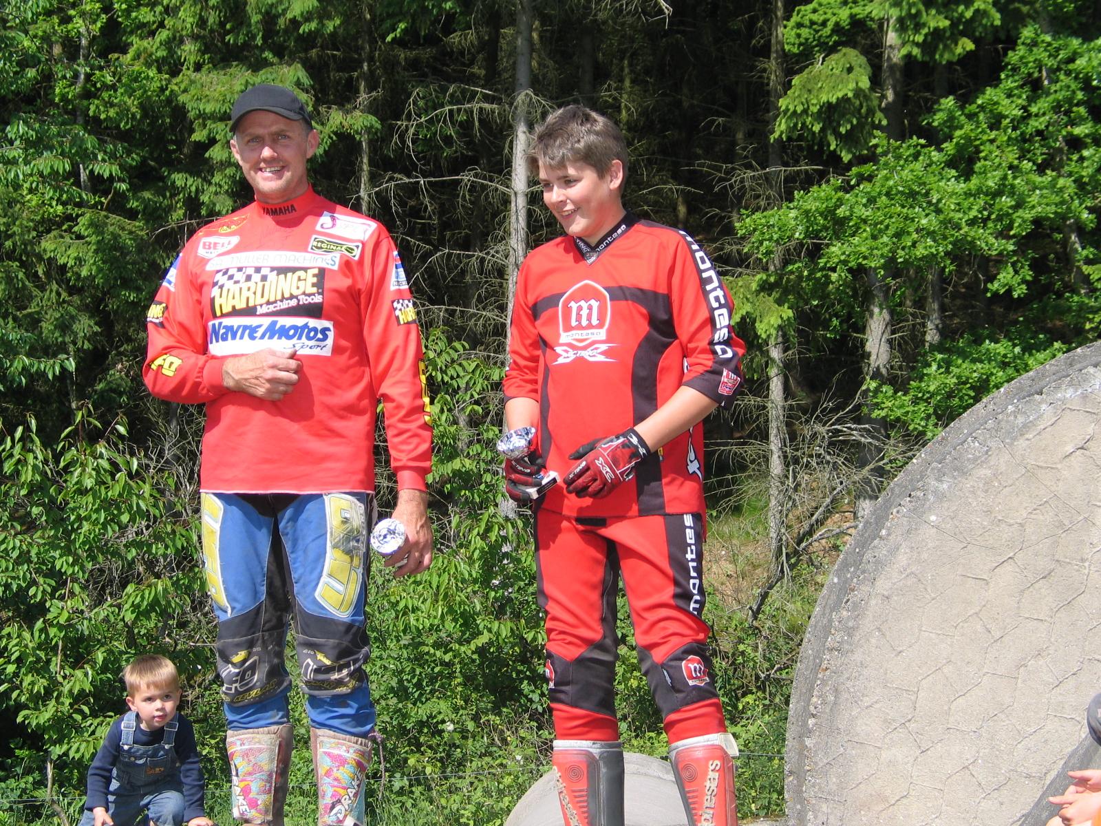 Mark Nielsen vandt C mens Torben Pedersen tv blev nr. 3