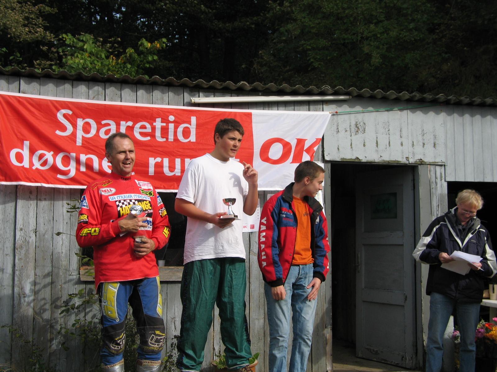 Mark Nielsen vandt C foran Torben Pedersen