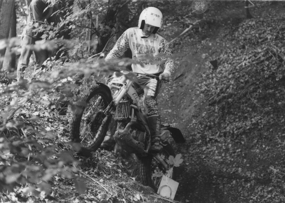 1991 Vejle. Steen Boris