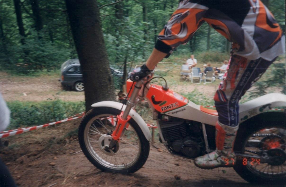 1997 Vejle. Fantic.