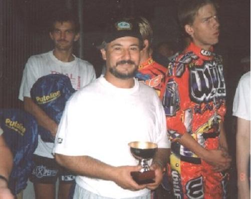 1997 Vejle. Juan Gil præmieret i Classic.