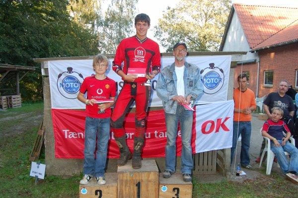 B-klassen. Mark Nielsen 1, Morten Andersen 2, Kjeld Gerken 3