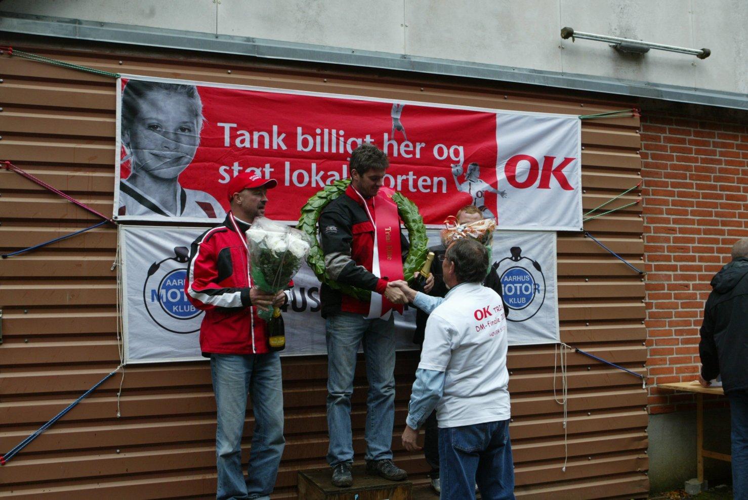 DM i Elite. Thomas mester foran Jan Jørgensen og Jesper Antonsen.