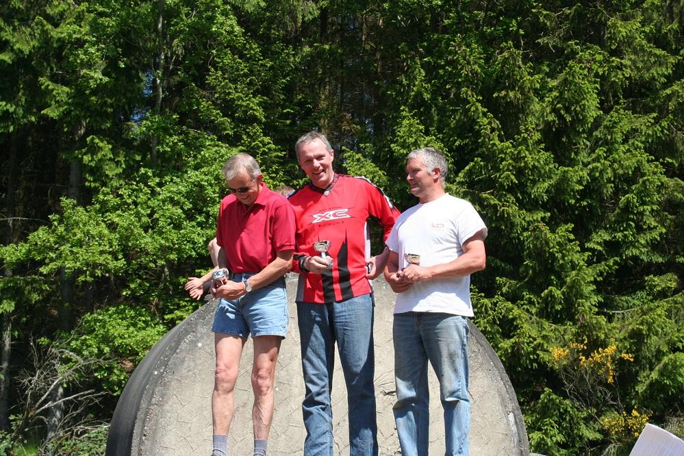 Classic blev vundet af Leif Nielsen foran Erik Scherning og John Thinesen