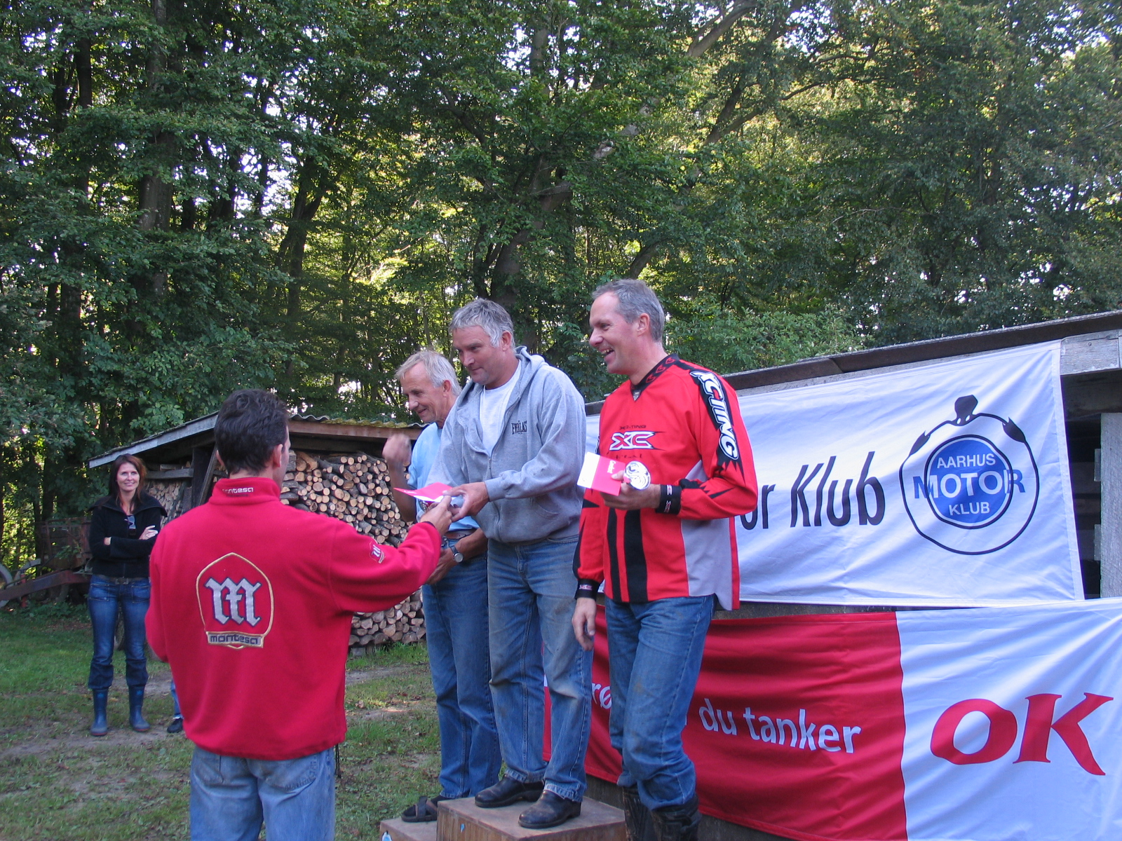 John Thinesen vandt Classic foran Erik Scherning og Leif Nielsen