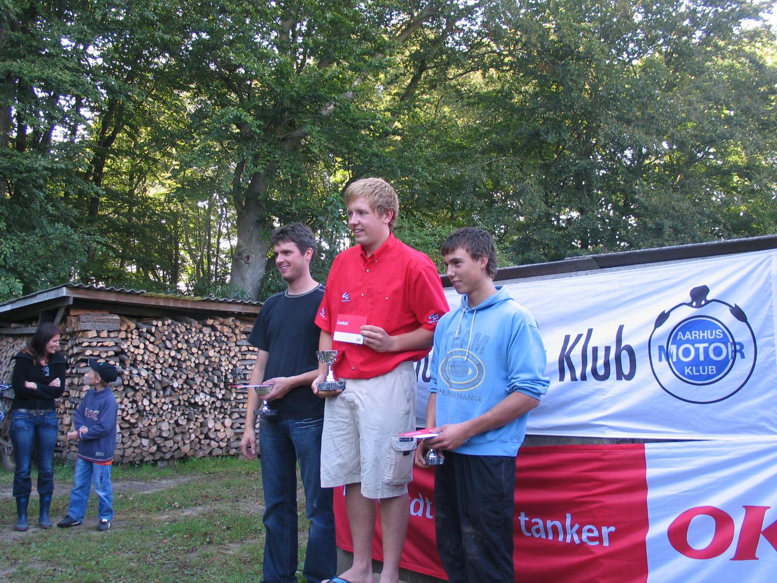 Niels Nicolaisen vandt Elite foran Thomas Pedersen og Gregers