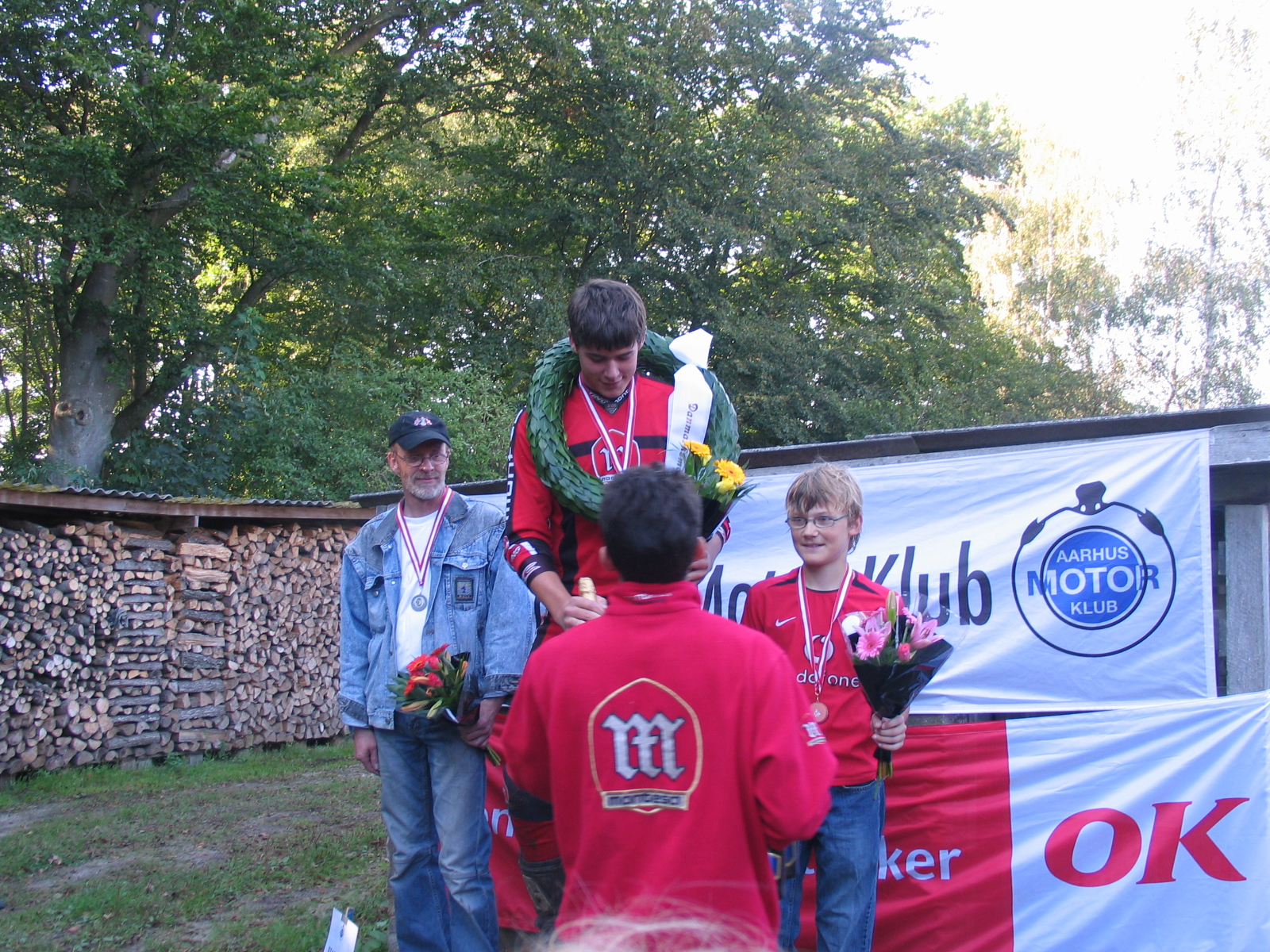 DM i B-klassen blev vundet af Mark Nielsen foran Kjeld Gerken og Morten Andersen