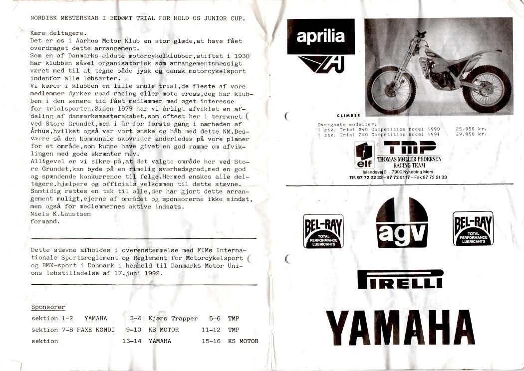 NM Trial St. Grundet 1992 Program img2
