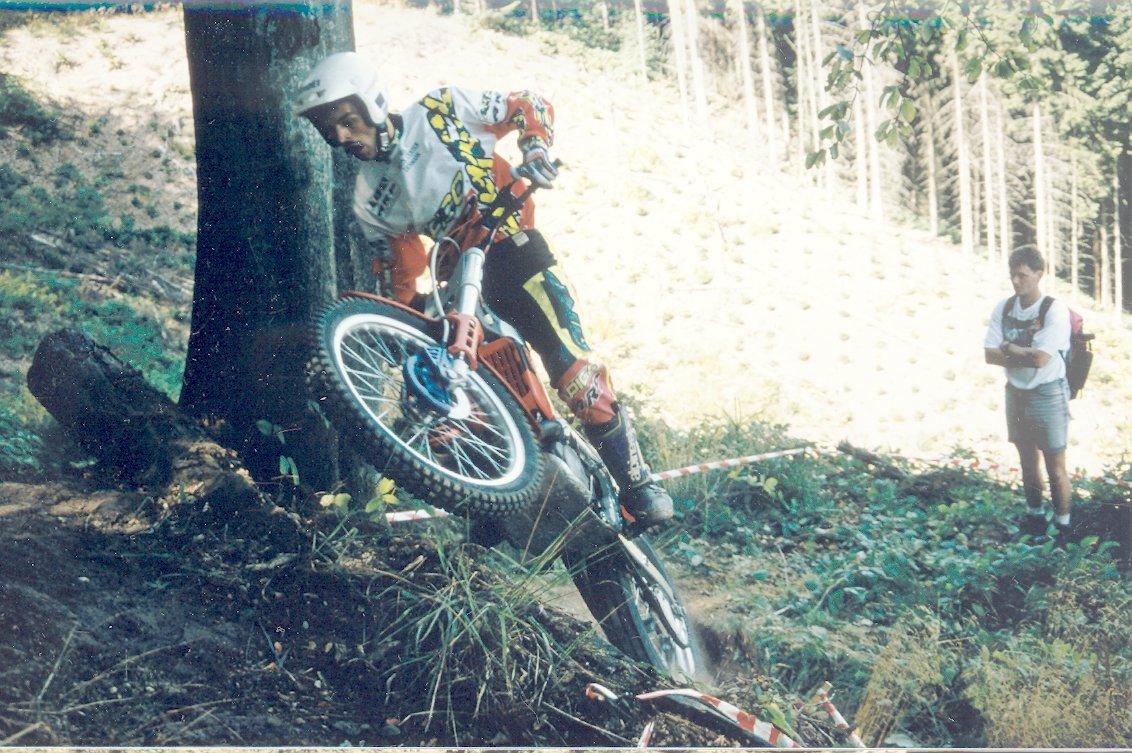 1995 Vejle. Ole Kristensen.