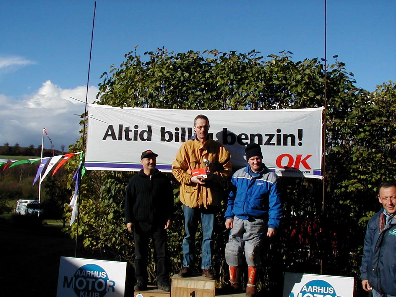 Leif Nielsen vandt Classic foran Åge Schmidt og Juan Gil