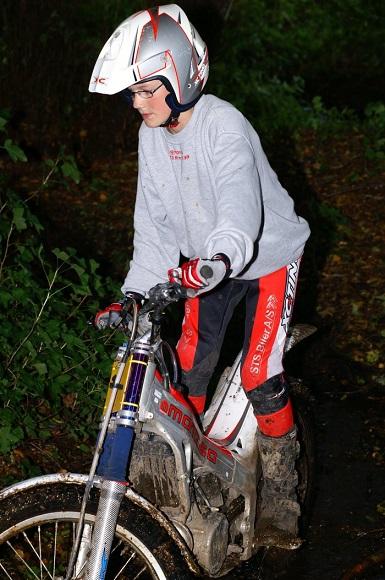 Morten Andersen her vandt på dagen og blev nr. 2 i årets DM for B-klassen